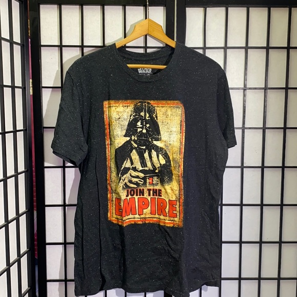 EUC Star Wars Join the Empire T-shirt Size XL